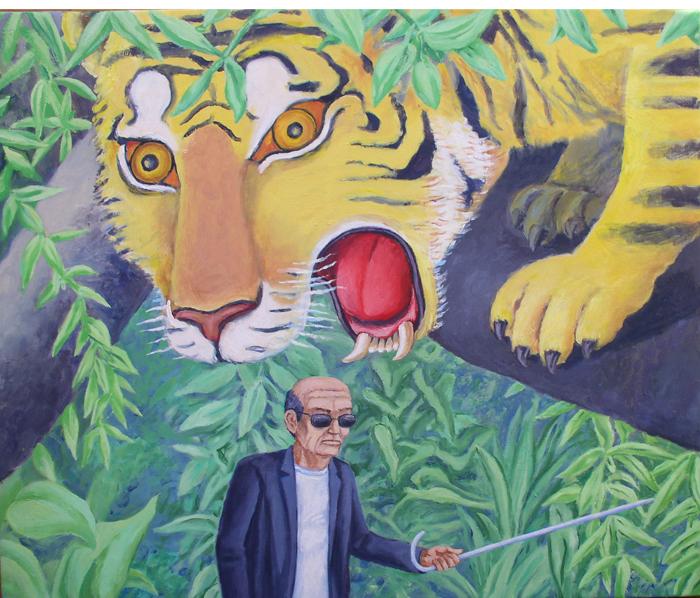 tigre simonides