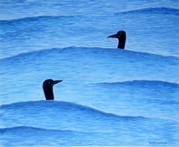 aves marinas simonides
