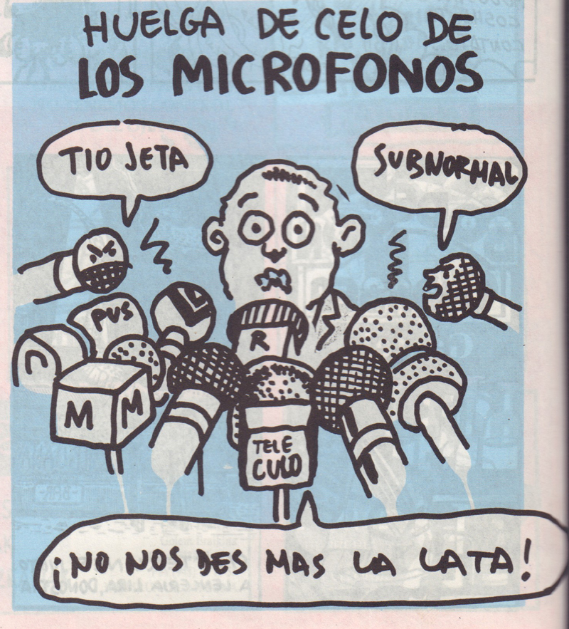 Huelga de microfonos simonides